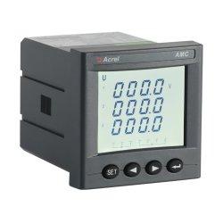 92*92 جهاز قياس الفولتية تيار متردد رقمي ثلاثي الأطوار مع شهادة CE