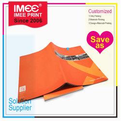 Color comercial Imee hermosa la impresión de revistas de impresión offset.
