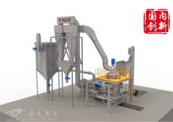 HD-Dbmw1850 칼슘 수산화물을%s 높은 산출 전동기 독일 유형 정밀한 가는 Pulverizer