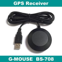 모듈 안테나, 3.6V-5.0V 의 USB 수준, G 마우스를 가진 Beitian Nmea 0183 USB GPS 수신기는, 보드율을, 대체한다 BU 353s4, BS-708를 자동 적응시켰다