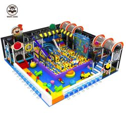 L'océan de l'équipement de terrain de jeu intérieure pour enfants et aire de jeux pour la vente de jeu