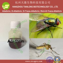 Allethrin (94%TC, 0.8%AE); D-Allethrin (93%TC, 95%TC); D-trans-Allethrin (93%TC); Rijk-D-trans-Allethrin (95%TC) - insecticide-Hygiënisch insecticide