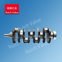 Запасные части для дизельных двигателей для коленчатого вала двигателя Isuzu 4jg2 коленчатого вала двигателя