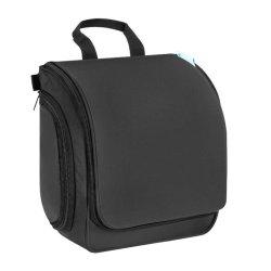 丈夫なホックが付いているハングの洗面用品袋旅行オルガナイザー袋