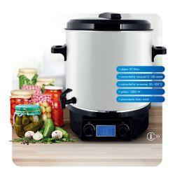27L автоматическая фрукты Preserver плита для приготовления пищи замятия бумаги