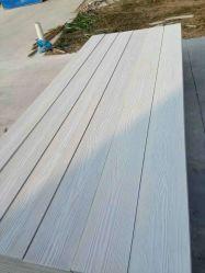 Cemento di legno standard della fibra della parete laterale del grano dello SGS per la serie della parete esterna