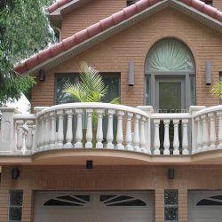 Chinois Baluster de granit en pierre naturelle et le rail pour escaliers Escalier//porche/entrée/de balcon/patio