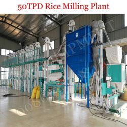 Полная 30tpd Auto мельница машина для уборки риса