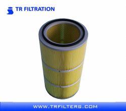 Емкость для сбора пыли из PTFE Membrance Nomex устойчивых к высокой температуре картридж фильтра производителей