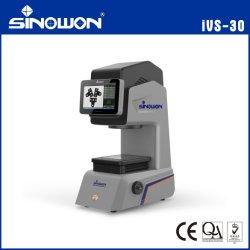 Um toque de vídeo instantâneas Sistema de medição para medição de Lote