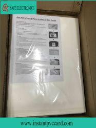 Format A3 de haute qualité sombre papier transfert T-Shirt pour imprimantes jet d'encre