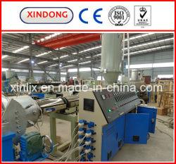 HDPE трубы производственной линии экструзии PP Трубы пластиковые экструдер машины