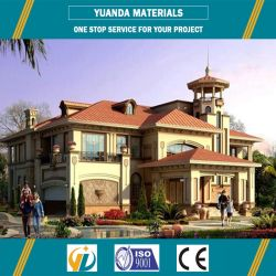 Más Vendidos modelo Villa Designl / modelo de construcción inmobiliaria