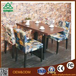 椅子表を食事するレストランの食堂のホテルの宴会の家具はカスタマイズした