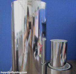 Capa de polipropileno metalizado para la fabricación de bolsas de alimentos