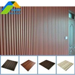 Faux mur décoratif acoustiques suspendus de gypse étanche s'étirer le déflecteur grand panneau de toit en plastique PVC plafond