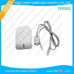Escritorio barato 13.56MHz USB inteligente Lector de tarjetas RFID Hf escritor