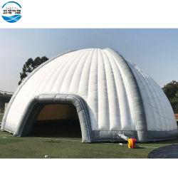 Les tentes gonflables publicitaires géants de la Pelouse dôme gonflable tente de camping