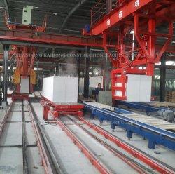 AAC блок машины завода для производства строительной компании обслуживания