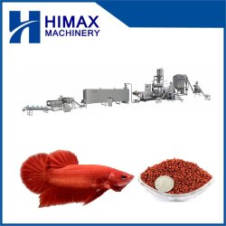 Fabriek directe leverancier drijvende visvoerverwerkingslijn