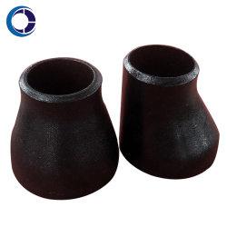 Углеродистая сталь колено черный мягкой стали фитинги трубы Lr Sr колено A234wpb углеродистой стали эксцентрик понижающего редуктора