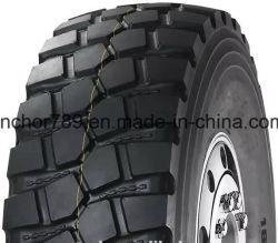 Nouveau camion les pneus radiaux 365/80R20 pour un usage militaire