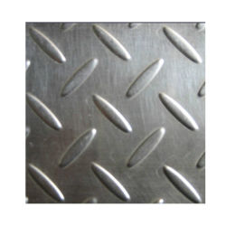 1060 1050 3003 l'aluminium Checker Pattern Tear Drop plaque en acier