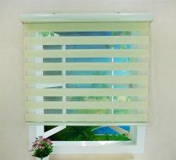 Usine de haute qualité personnalisé de gros de rideaux et stores Zebra Windows