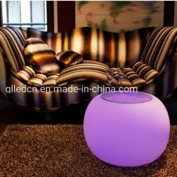 オットマンの椅子が付いているホテルのロビーの家具の居間の椅子のラウンジチェア