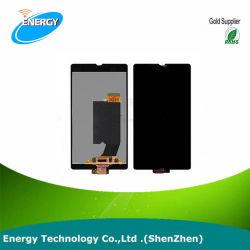 Жк-дисплей для Sony Xperia Z L36h ЖК сенсорный экран, исходным дигитайзера для Sony Xperia ЖК-Z