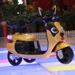 Motociclo elettrico di vendita dei capretti a pile caldi di telecomando con il certificato