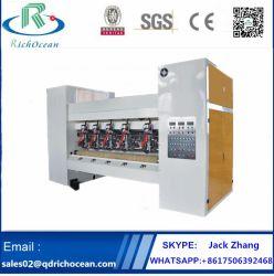 Carton ondulé La série de machine de type Electric-Adjustable nc trancheuse Scorer Machine