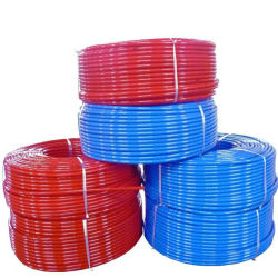 Deux tresse fibre PU COUVRIR 1/2pouce SAE100r8 Tube en polyuréthane