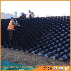 Excellent matériau de construction en PEHD Geoweb Geocells