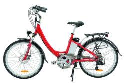 안락 시트를 가진 학생을%s 성인을%s 소형 모터를 가진 숨겨지은 건전지 E 자전거를 가진 전륜 구동 48V 뚱뚱한 타이어 전기 자전거