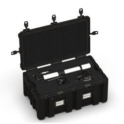 Carretilla Roto-Molded Loadout ir Box Caja de herramientas de plástico