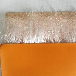 Tecido Double-Wall barco inflável PVC revestido de PVC de tecido de malha de ponto de queda