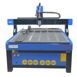 المحور الدوار معالجة الخشب متوسط الحجم CNC جهاز التوجيه 1200*2400مم مع سعر خزان الوقود منخفض