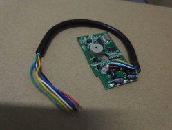 نظام التحكم بالوصول جهاز RFID قارئ بطاقات بقدرة 125 كيلو هرتز RS232 بقدرة 5 فولت وحدة القارئ