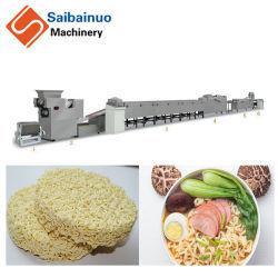 A linha de produção de macarrão instantâneo Mini