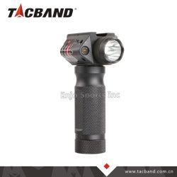 L'aluminium d'avancement vertical grip W/Lampe torche à LED & Laser (VFG03R)