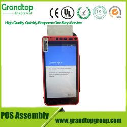 Smart POS multifuncional com leitor de cartões/Impressora/código de barras/WiFi /EMV/PCI para Wholesales WiFi