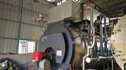 101% высокой эффективности топливного газа/масла без конденсации пара бойлер