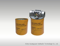 Sp-06X10 Filtro Centrífugo Series Filtro Óleo Transmissões 10-25um Filtro Hidráulico