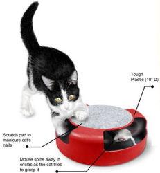 ممحاة الماوس Cat لعبة وحشوة خدوش