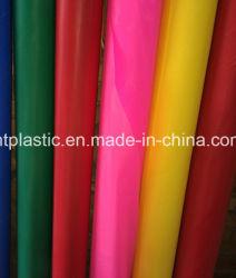 Película de PVC con diferentes colores y de alta calidad