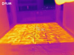 신기술 Graphene 전기열 철사 먼 적외선 탄소 열 지면 빠른 임명