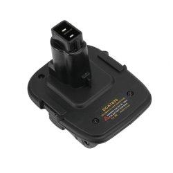 Carregador para Dewalt e perfure o Níquel Eléctrico de Lítio DCA1820 Adaptador de bateria Baterias Ferramentas 18V/20V