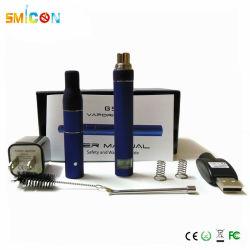 E-cigarrillo más populares de la hierba seca vaporizador hace pluma G5