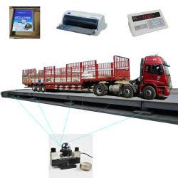 60 тонн 80 тонн промышленного оборудования для взвешивания автомобиля погрузчика
